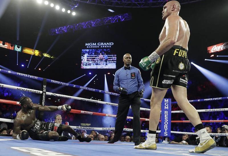 Фьюри победил Уайлдера и завоевал титул чемпиона мира по версии WBC