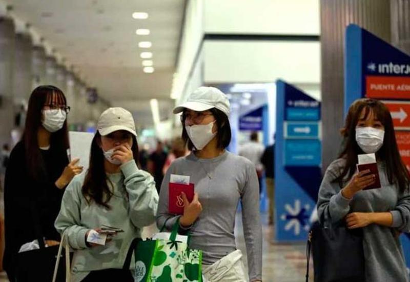 В Южной Корее число зараженных коронавирусом выросло до 556 человек