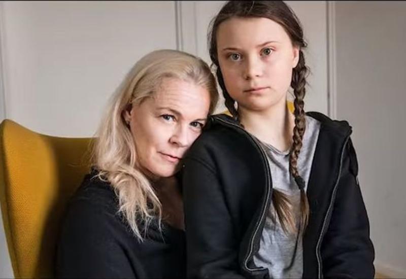 Мать Греты Тунберг рассказала о проблемах дочери в новой книге