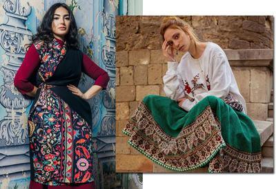 """Азербайджанские орнаменты в современных брендах <span class=""""color_red"""">- ФОТО</span>"""