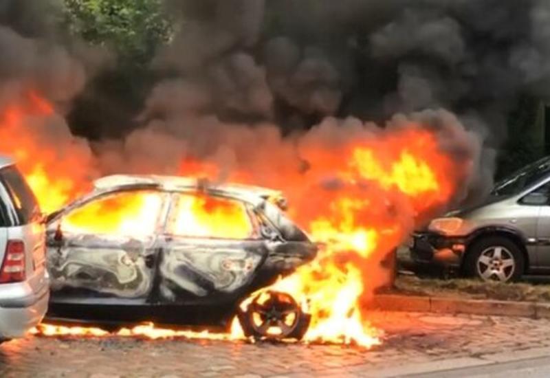 В Армении заживо сгорел подполковник Минобороны