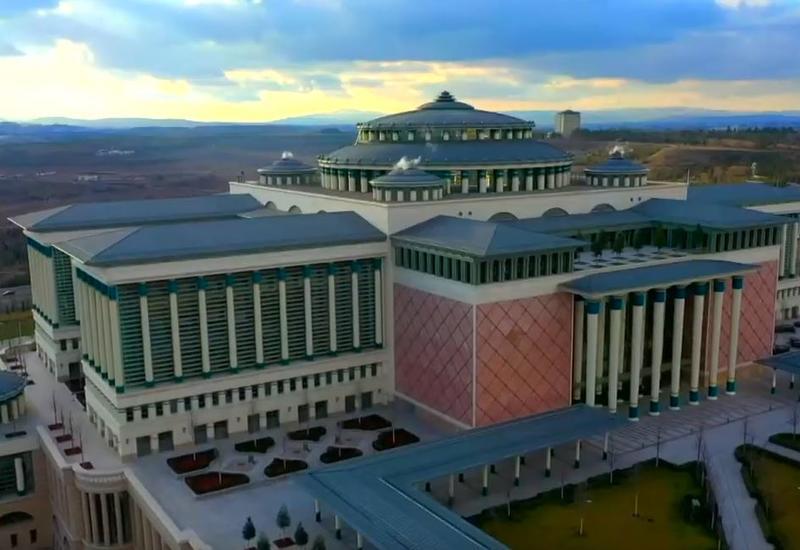 В Турции открылась самая большая библиотека исламского мира
