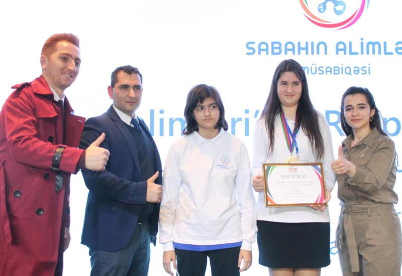 Школьники представят нашу страну на международной научной выставке (R)