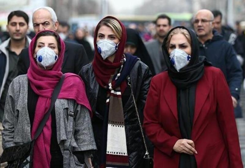Число заразившихся коронавирусом в Иране достигло 2822