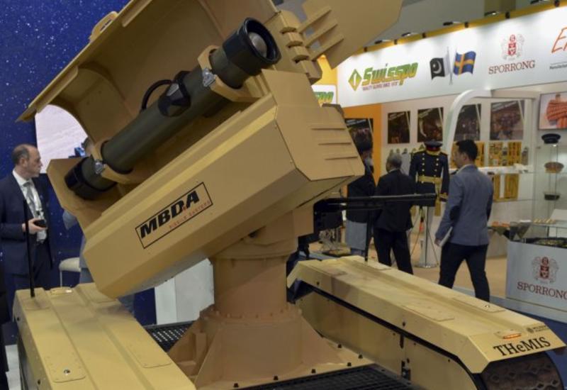 Эстония начала разработку боевого робота
