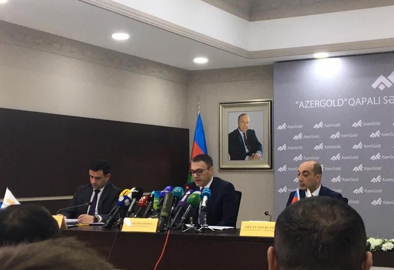 Azergold обогатил бюджет Азербайджана на десятки миллионов долларов