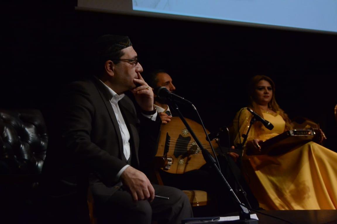 Вечер памяти Рубабы Мурадовой в Центре мугама