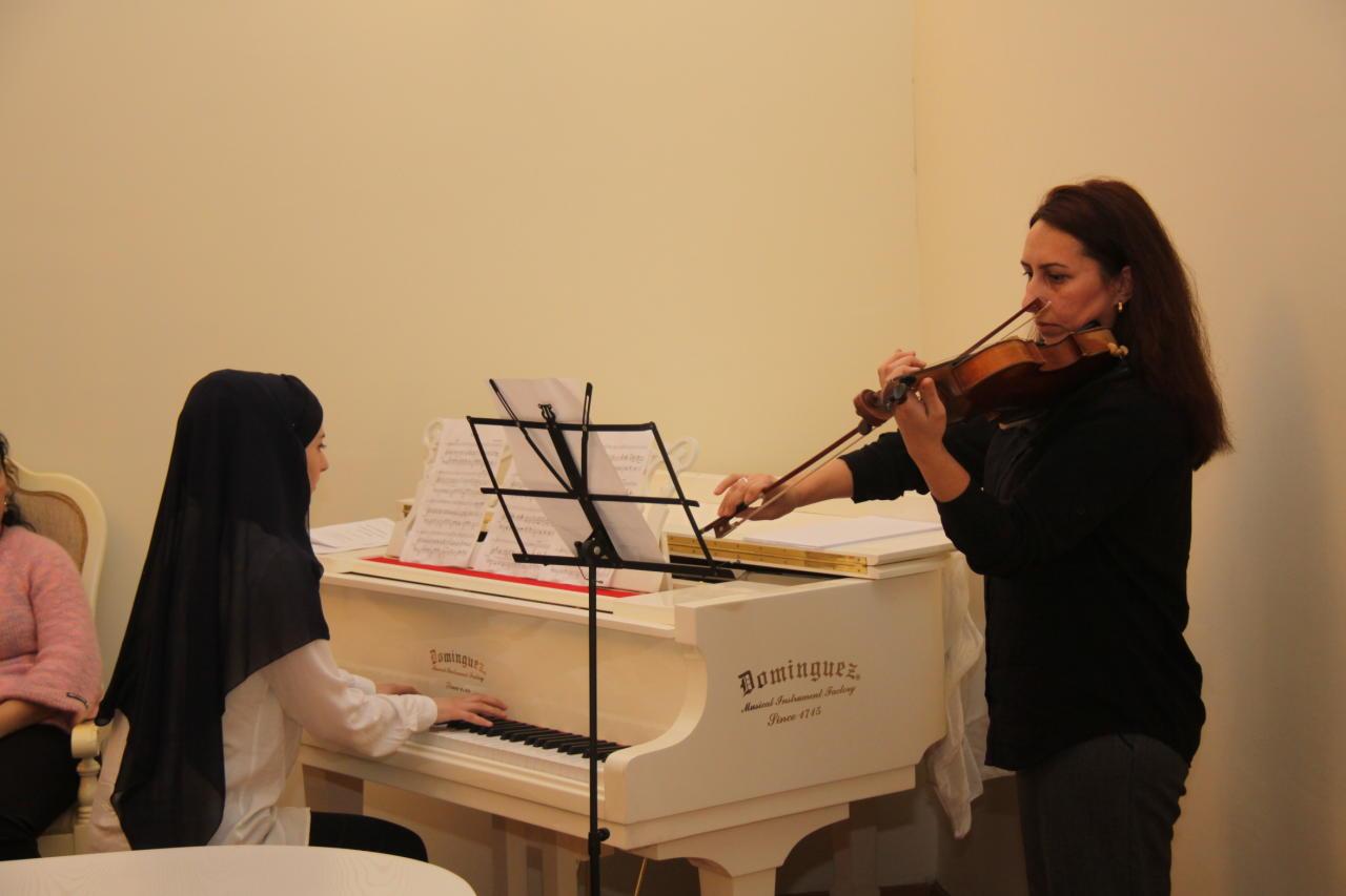 В Союзе композиторов прошло мероприятие, посвященное геноциду в Ходжалы