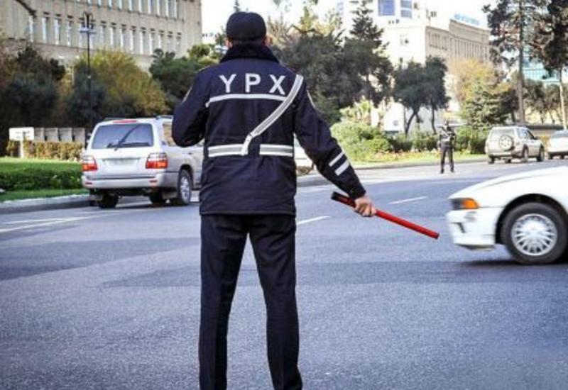 В Баку ограничат движение на ряде дорог