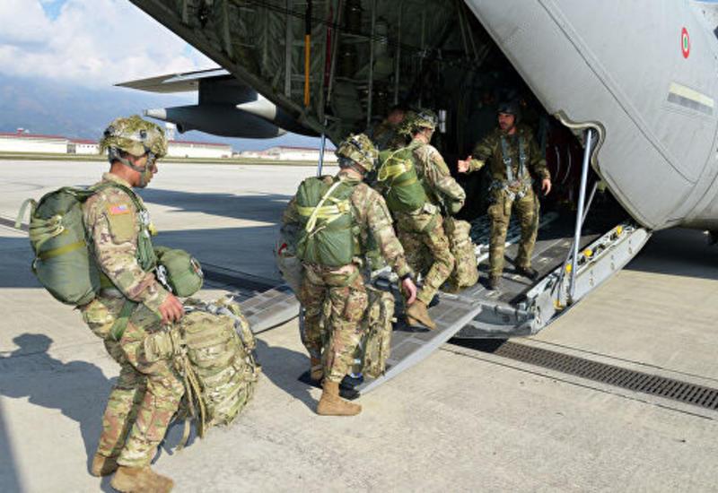 Американские военные в Европе ограничили поездки из-за коронавируса