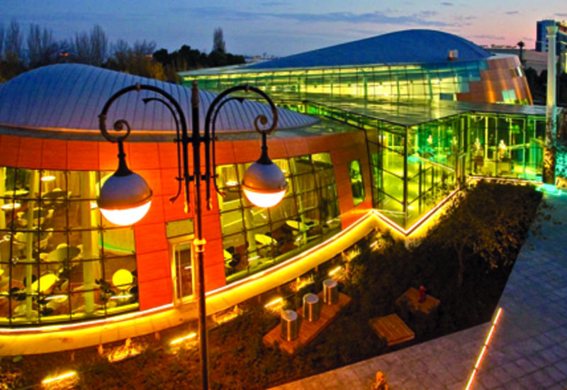 Турецкий телеканал подготовил репортаж о деятельности Международного центра мугама в Азербайджане