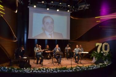 В Центре мугама отметили юбилей поэта Мамеда Ильгара