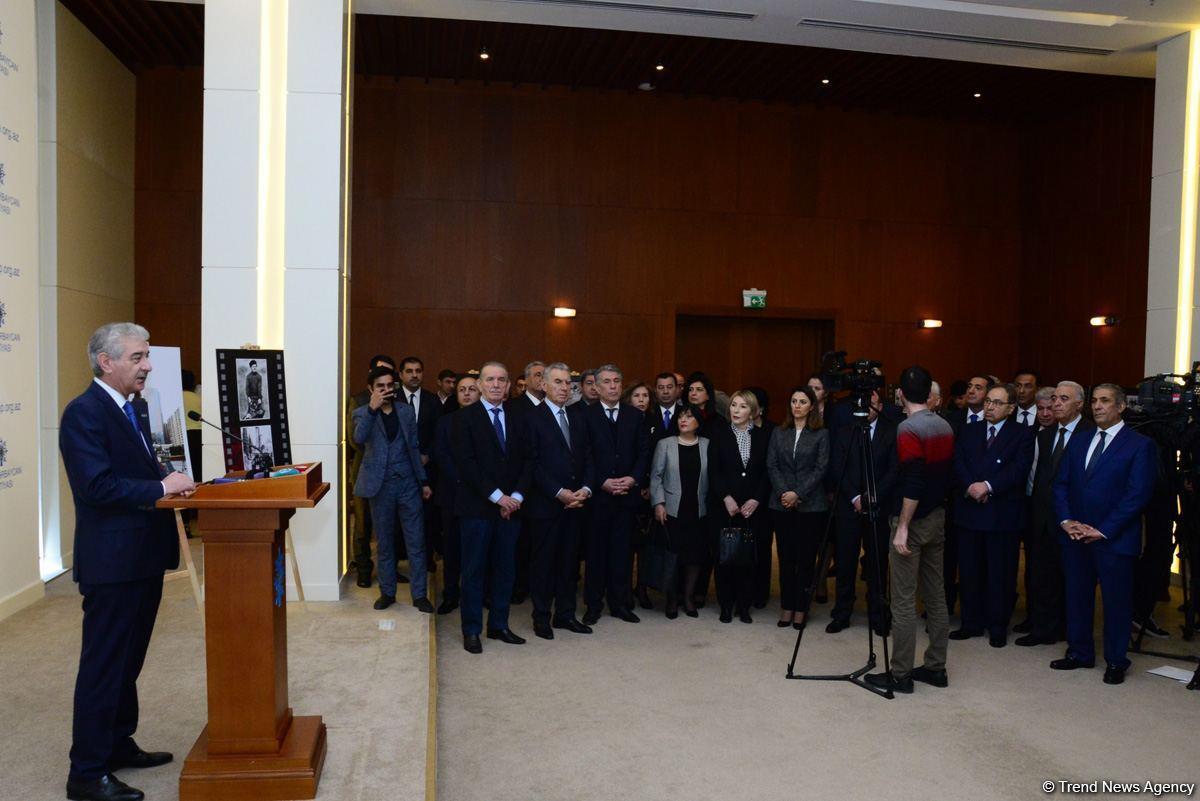 Али Ахмедов: Ходжалинская трагедия - одно из самых тяжких преступлений, совершенных против человечности