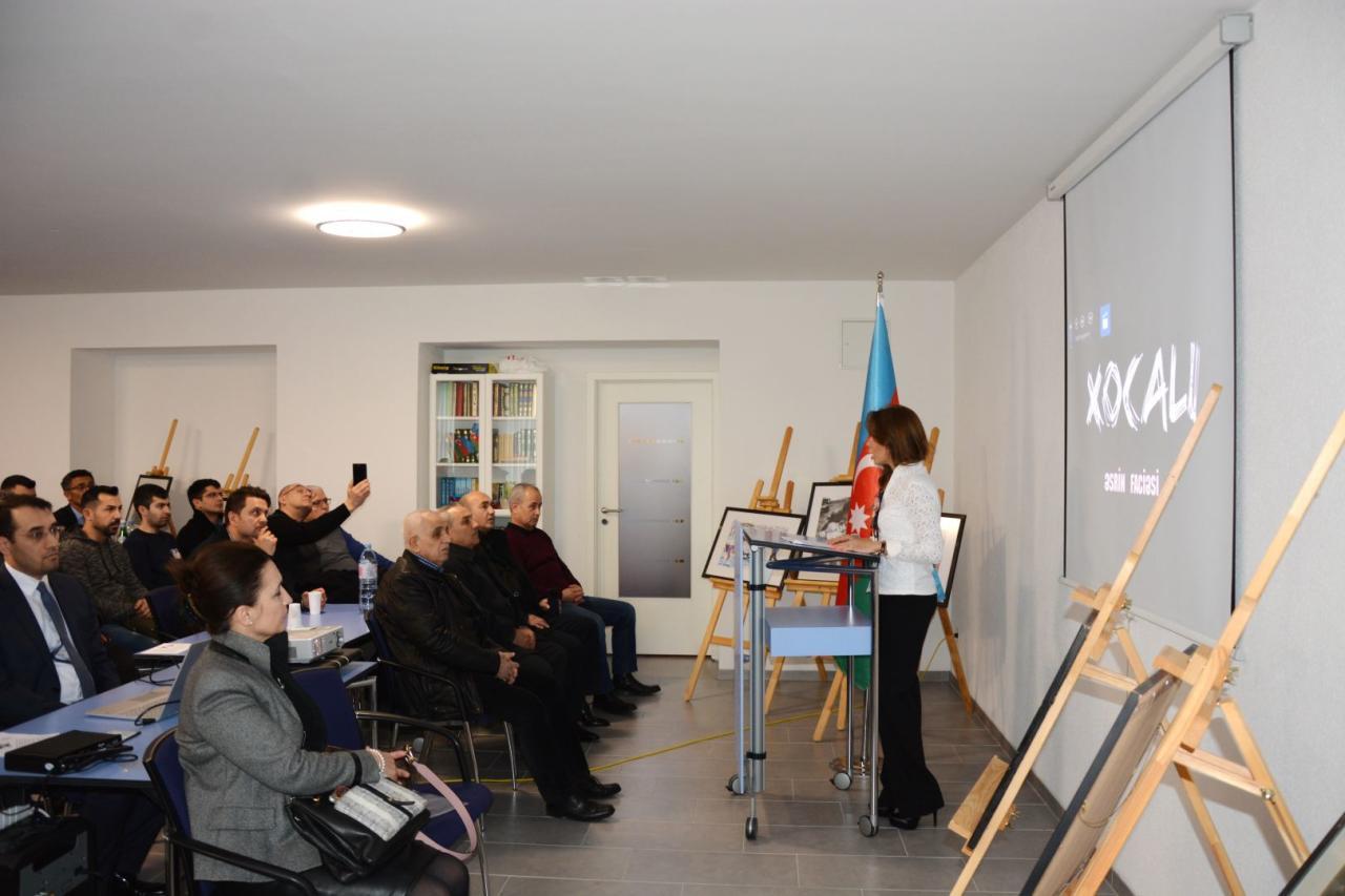 В Швейцарии почтили память жертв Ходжалинского геноцида