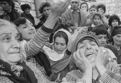 «Из глаз торчали окурки»: кто виновен в Ходжалинской трагедии - Газета.ру о зверствах армян