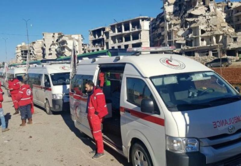 Сирия установила медицинский контроль на границах из-за коронавируса