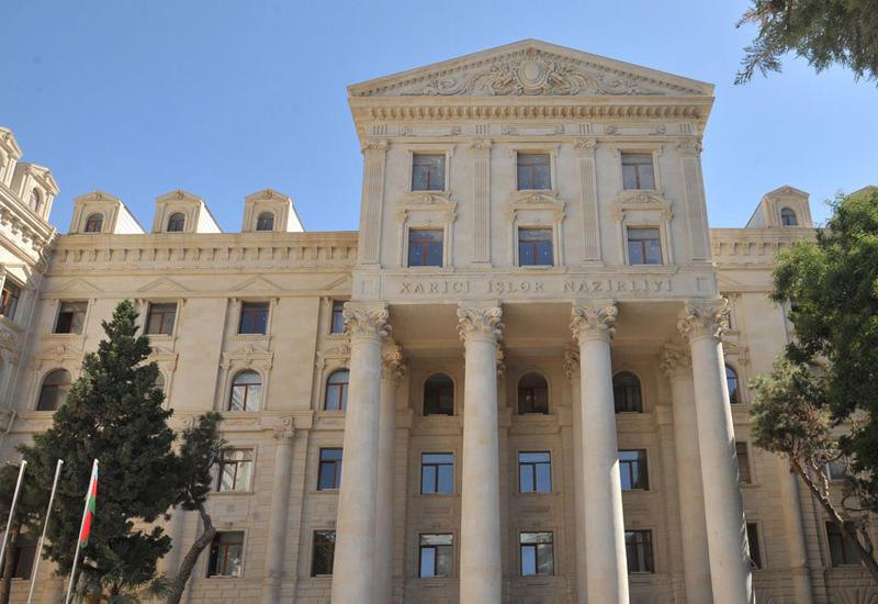 МИД осудил неприемлемые высказывания Виталия Милонова в адрес Азербайджана