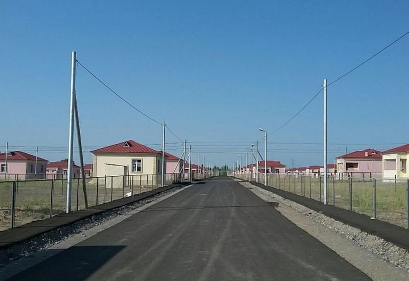 Проживающие в Баку 30 семей вынужденных переселенцев будут переселены в Физули