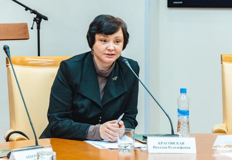 Наталия Красовская: Трагедия Ходжалы сроков давности не имеет