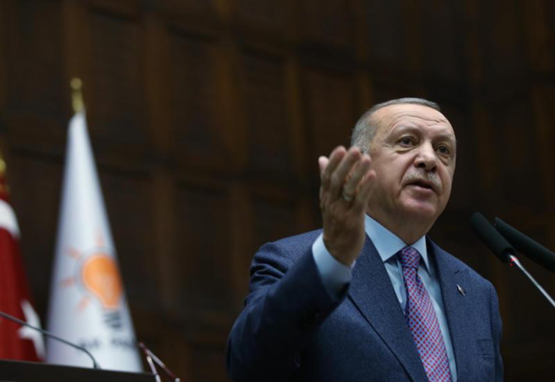 Эрдоган: США отказались продавать Турции комплексы ПВО Patriot