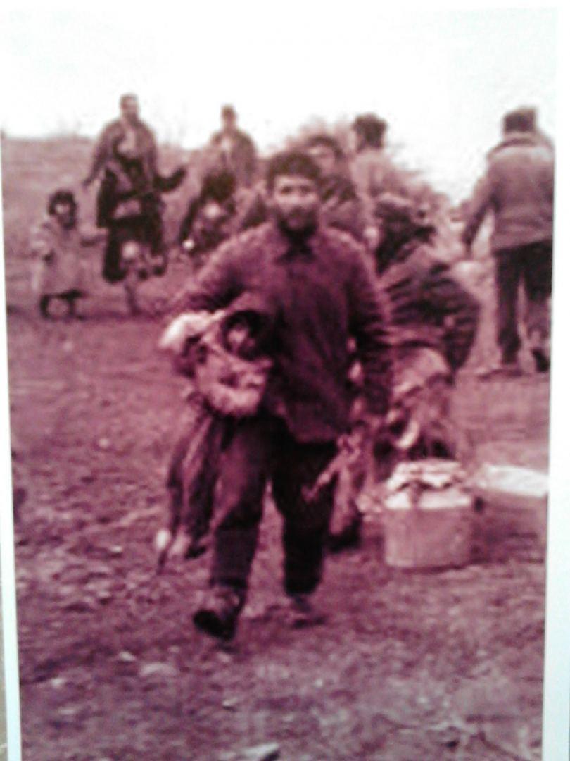 Орудж Джаббаров – человек, принявший участие в спасении сотен жителей Ходжалы от армянских убийц