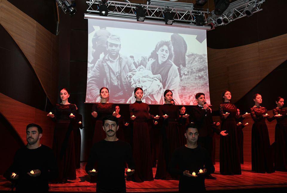 В Центре мугама прошел литературный вечер, посвященный 28-й годовщине Ходжалинского геноцида