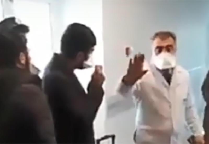 Главврача Астаринской больницы уволили из-за распространенных в сети кадров
