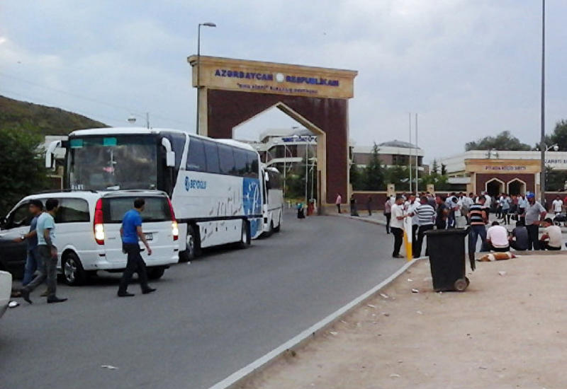 Грузия вводит ограничения на въезд и выезд из Азербайджана