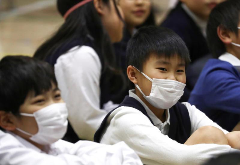В Японии планируют закрыть все школы из-за коронавируса