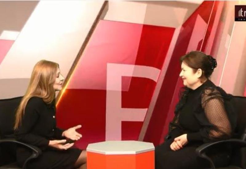 Арзу Уршан: При поддержке вице-президента Фонда Гейдара Алиева Лейлы Алиевой решаются многие гуманитарные проблемы в Азербайджане