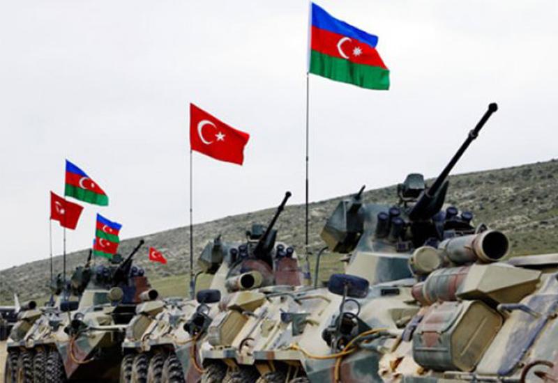 Военное сотрудничество Азербайджана и Турции