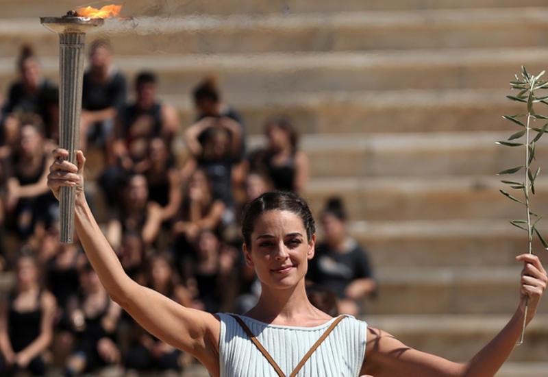 Маршрут эстафеты олимпийского огня может сократиться из-за коронавируса