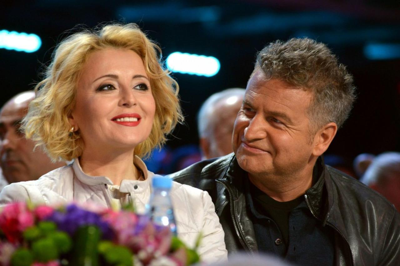Агутин и Варум отметят 20-летие семейной жизни в Баку