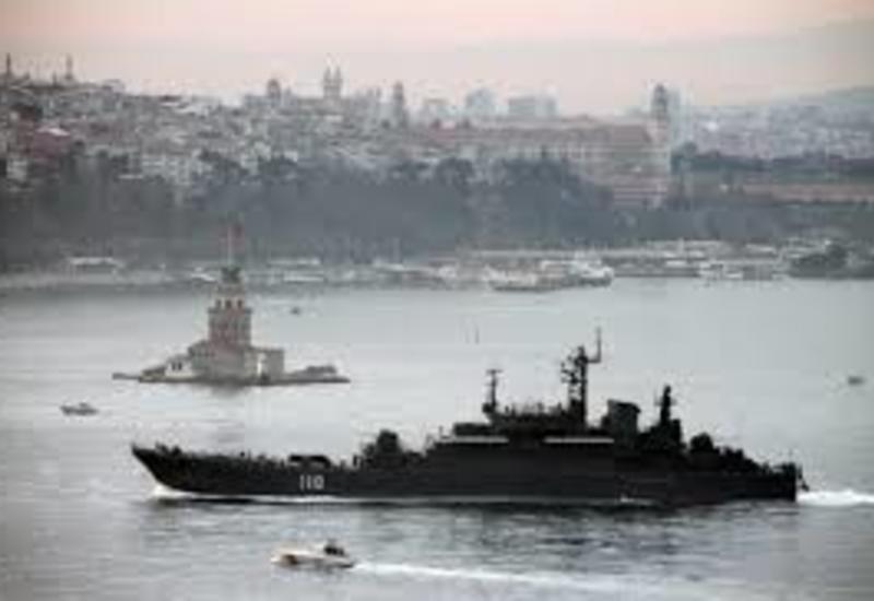Турция может перекрыть проливы для прохода военных кораблей