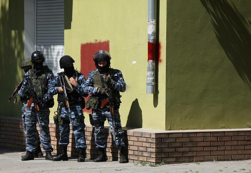 В Одессе неизвестный с гранатой захватил здание суда, взяв заложника