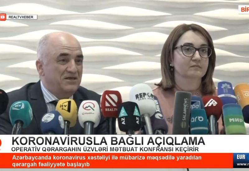 Азербайджан может закрыть границы с некоторыми странами в связи с коронавирусом