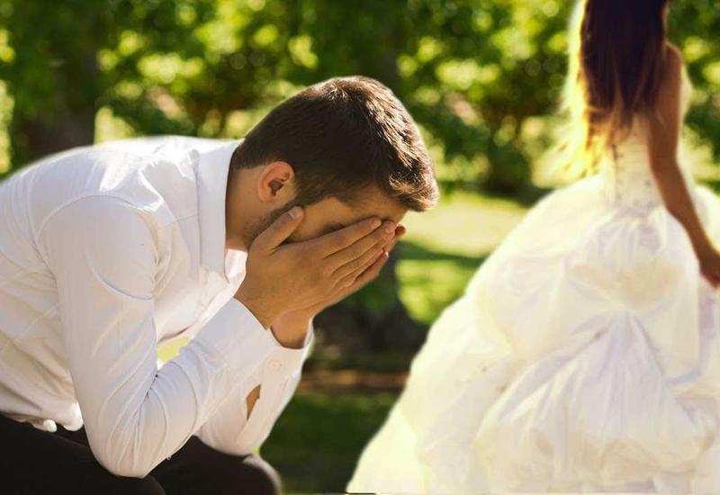 Девушка бросила парня в день свадьбы, через несколько лет она сильно пожалела об этом