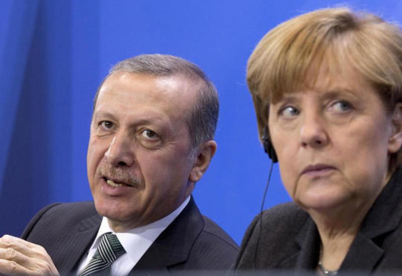 Меркель и Эрдоган сделали заявление по Идлибу