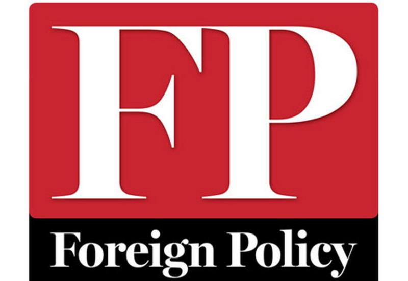 Foreign Policy: Мировое сообщество делает вид, что не замечает, что Карабах оккупирован Арменией