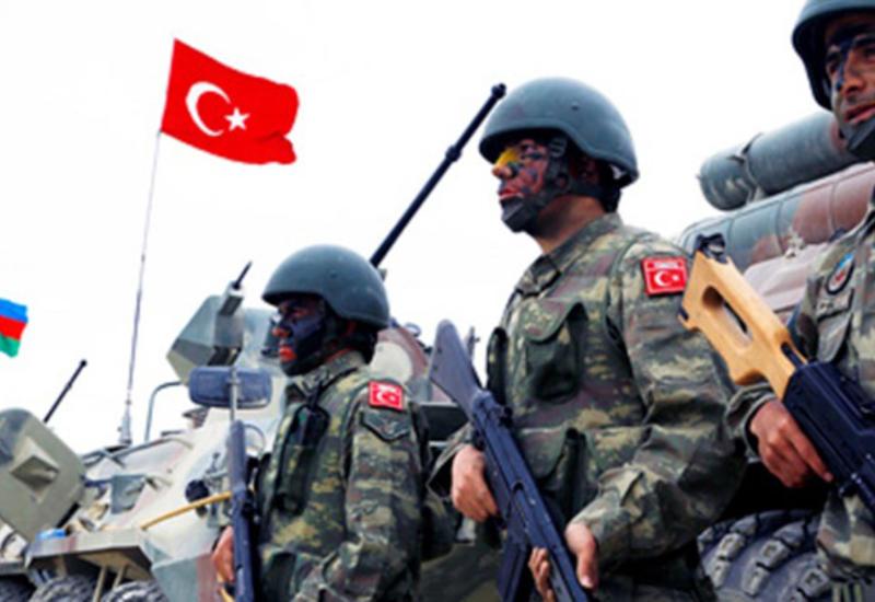 Распространены новые кадры операции турецкой армии в Сирии
