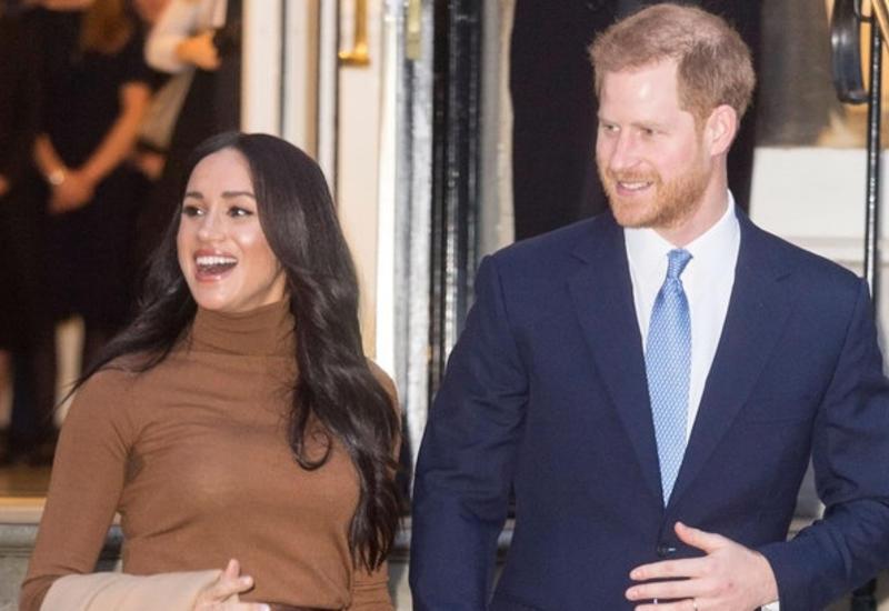 Принц Гарри и Меган Маркл могут лишиться охраны в Канаде
