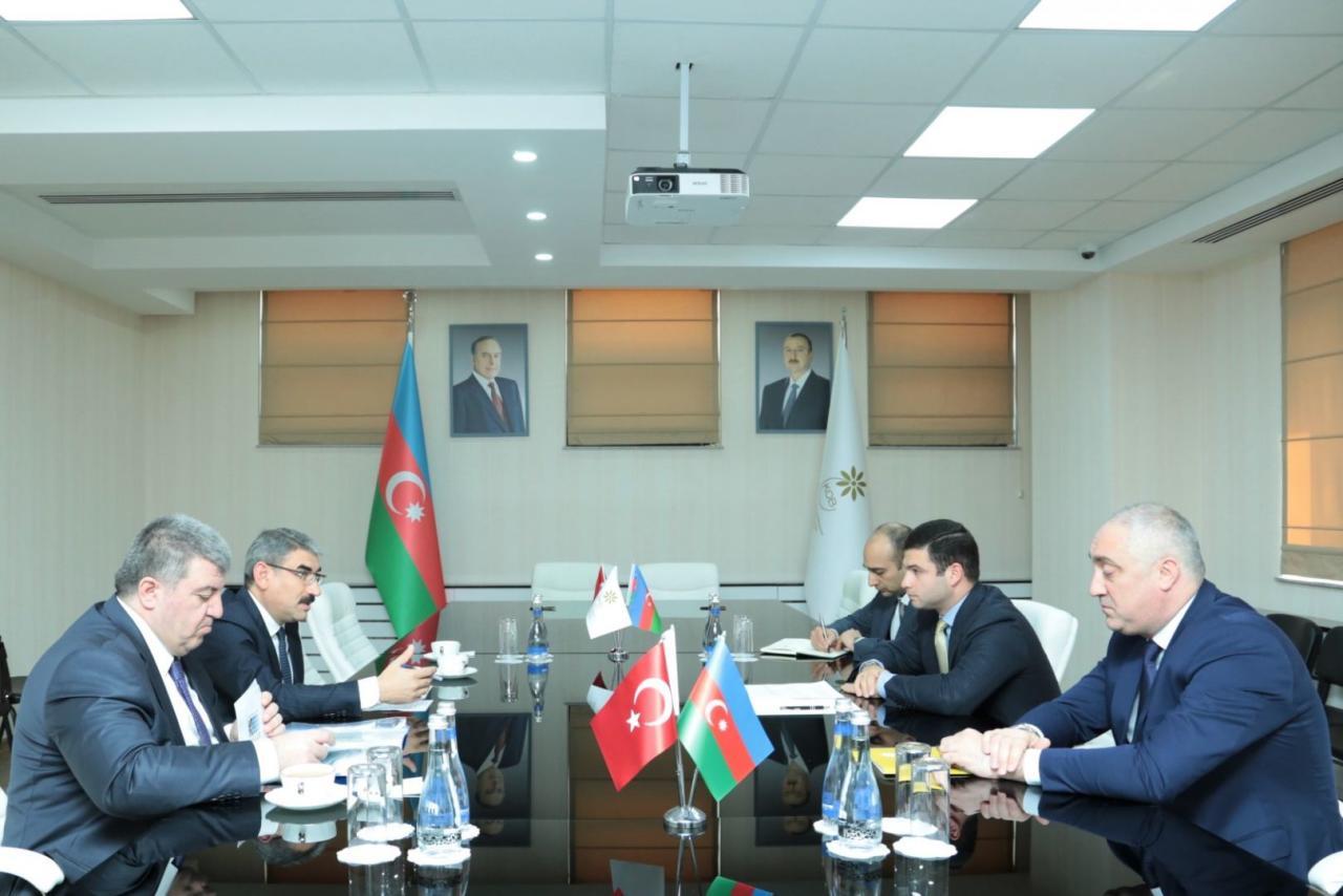 Агентство по развитию МСБ Азербайджана и турецкая KOSGEB подписали План совместной деятельности