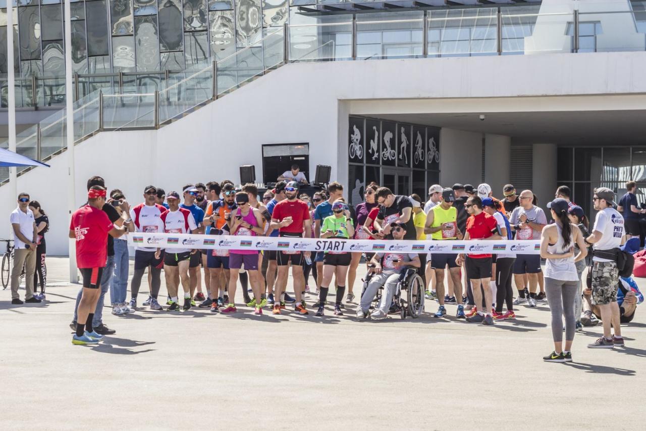 В Азербайджане пройдет четвертый благотворительный забег Wings for Life