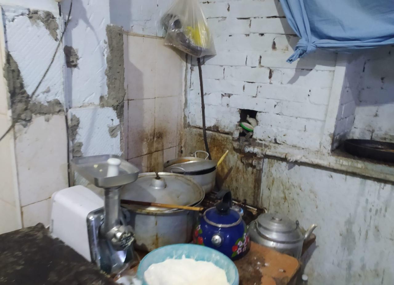 В Баку закрыли частную пекарню