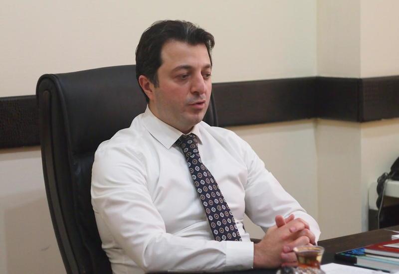 Турал Гянджалиев: Пусть армянская община знает, что у нее уже есть законно избранный депутат