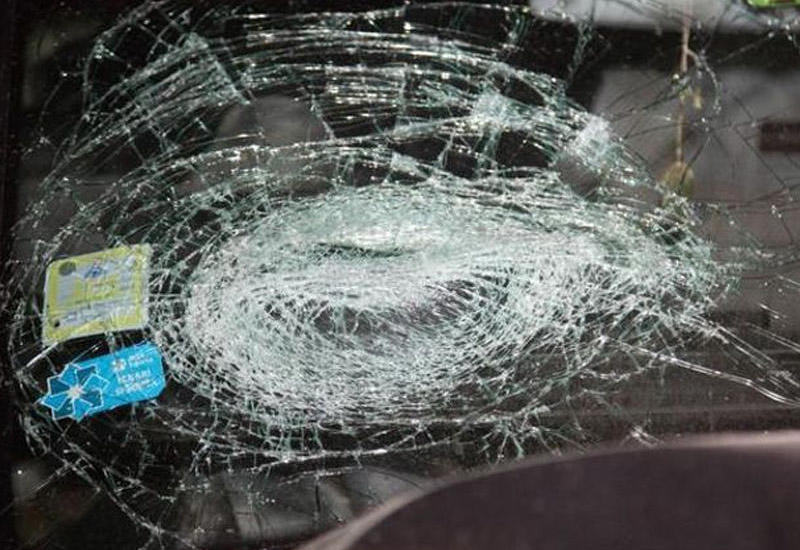 В Исмаиллы произошло тяжелое ДТП, есть пострадавшие
