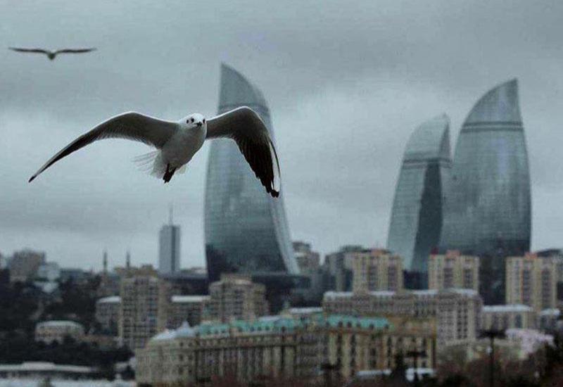 Завтра в Баку будет облачно