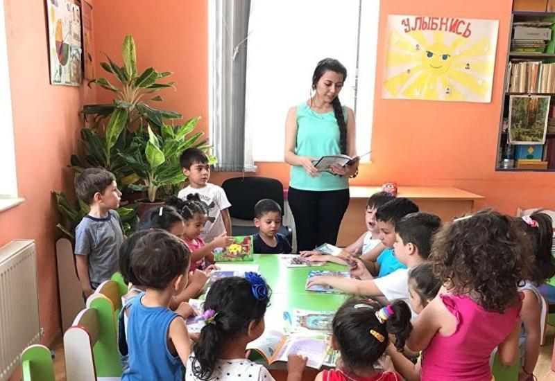 Названа возможная дата открытия детских садов