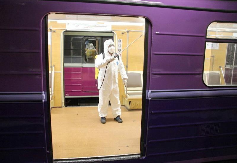 Бакинское метро будет работать 5 часов в день