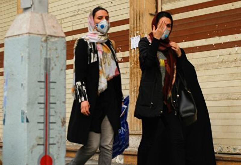 В Иране начали клинические испытания препарата против коронавируса